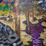 Obie Platon - Mother Nature, Budapest, 2014 - detail