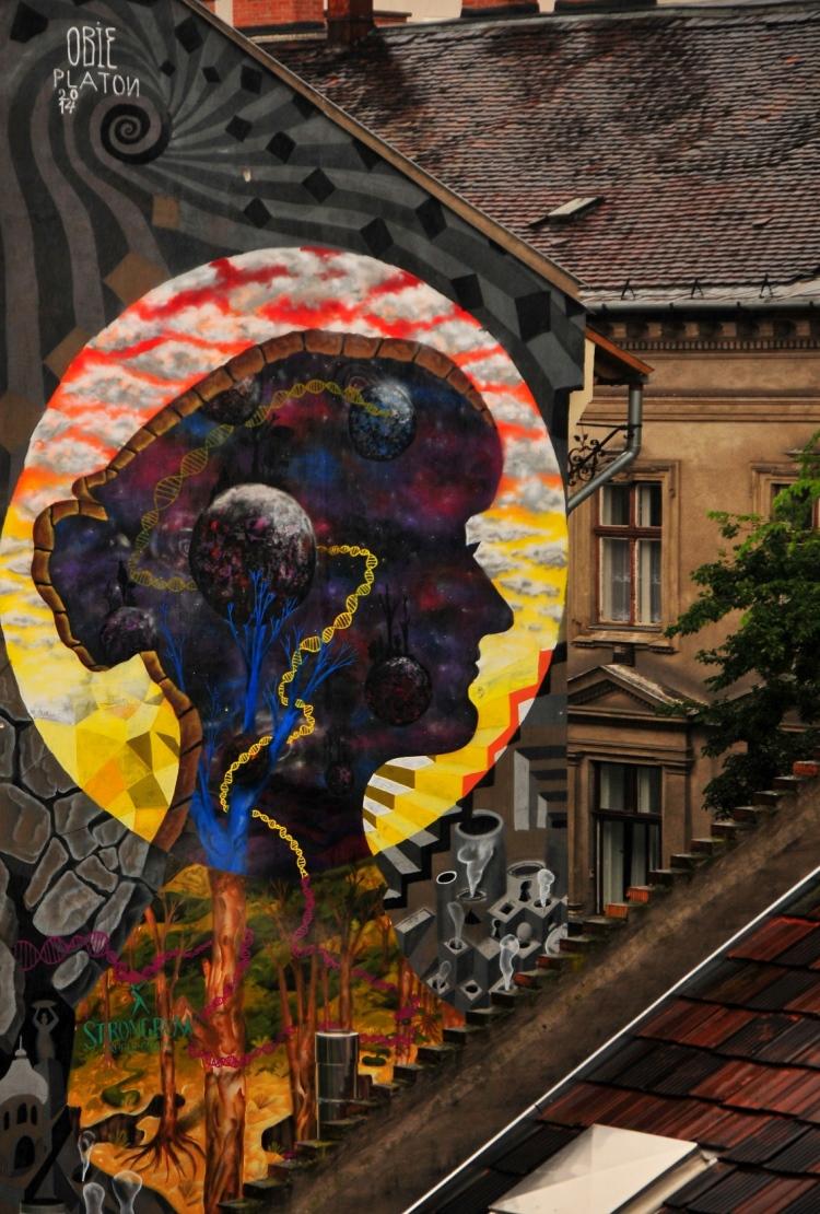 Obie Platon - Mother Nature, Budapest, 2014