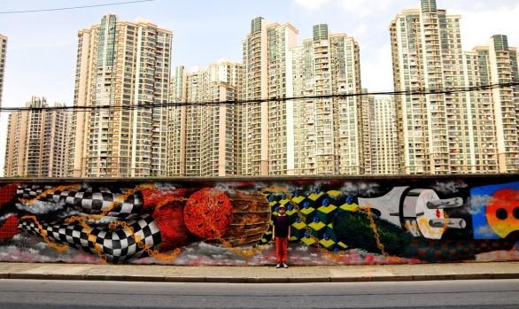 Pollution/ Shanghai 2014