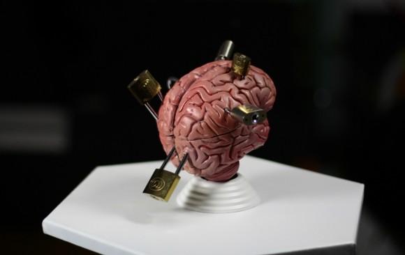 Brain Locked / 2014