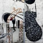 Obie Platon - Ironlak BBQ Burners 2013, Bucharest - with Irlo - work in progress