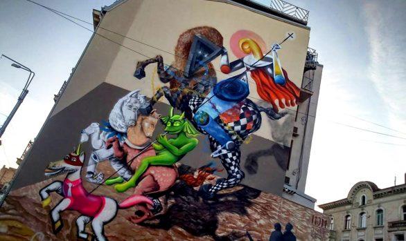 Saint George / Bucharest 2015
