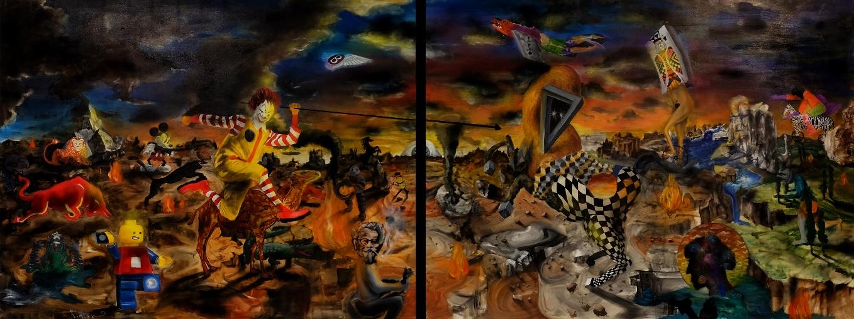 Obie Platon - Street art vs Corporations