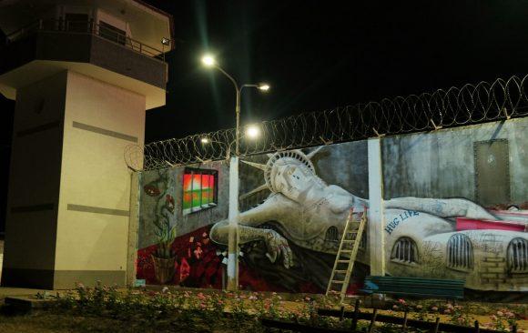Vaslui Penitentiary / 2016